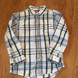 Tommy Button Down Shirt